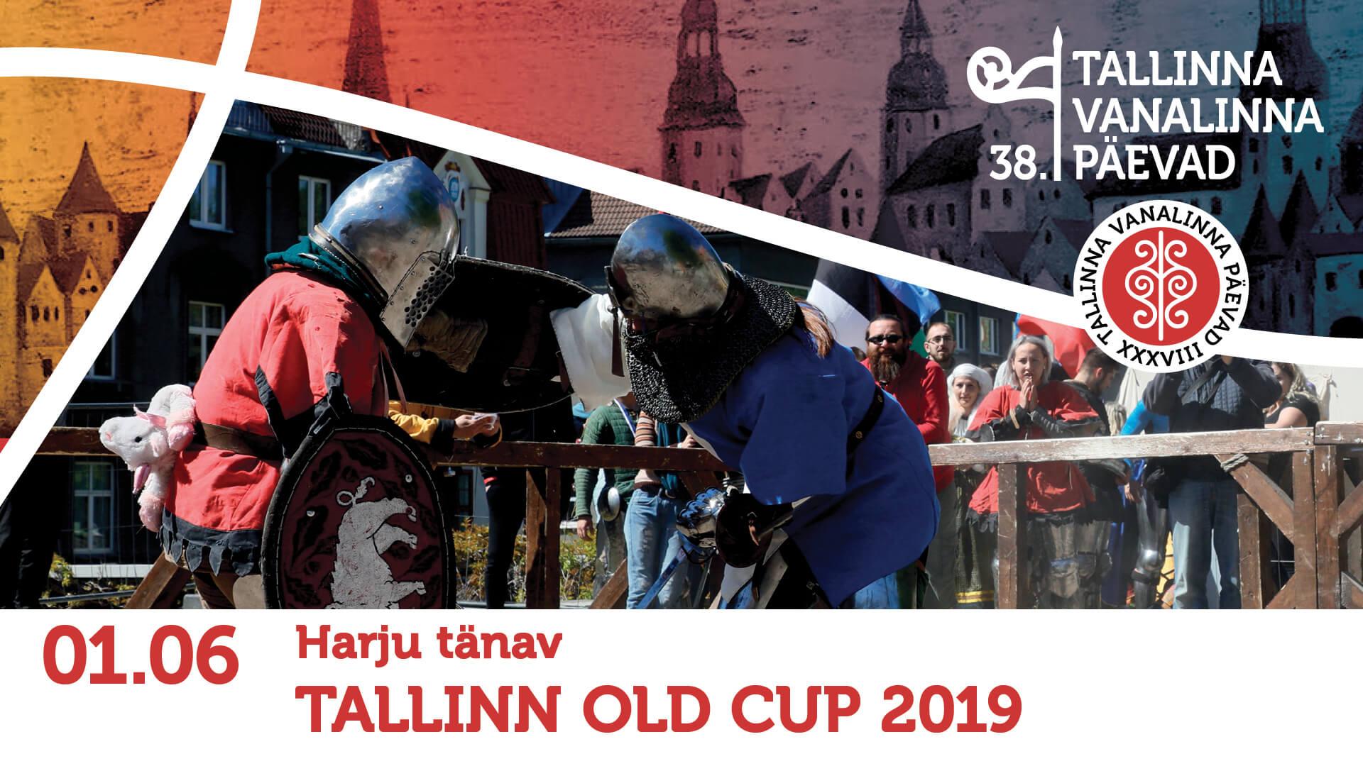 01.06.19. Tallinn Old Cup 2019. Harju tänav.