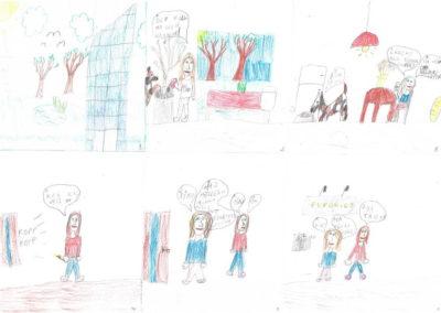 Ann Loreen, Aksalu, 8aastane, Gaia kool