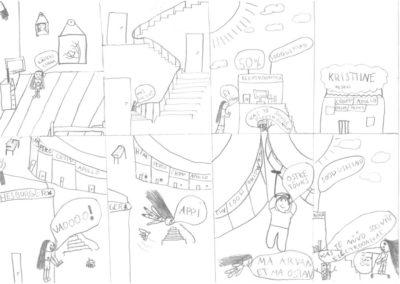 Loona Mariatu Lõhmus, 9aastane, Gaia kool