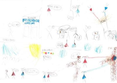 Morten Font, 9aastane, Gaia kool