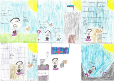 Paula Viilukas, 9a, Gaia kool