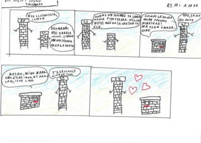 Remi Amor, 4b. 21 kool