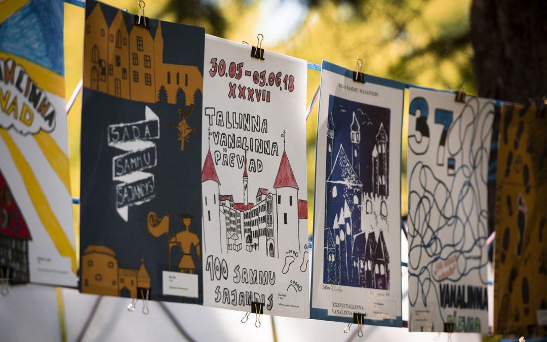 XXXVIII Tallinna Vanalinna Päevade koomiksikonkurss