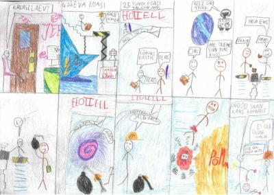 Tristan Kessel, 10aastane, Gaia kool