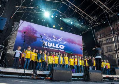 Tallinna Huvikeskus Kullo õpilased