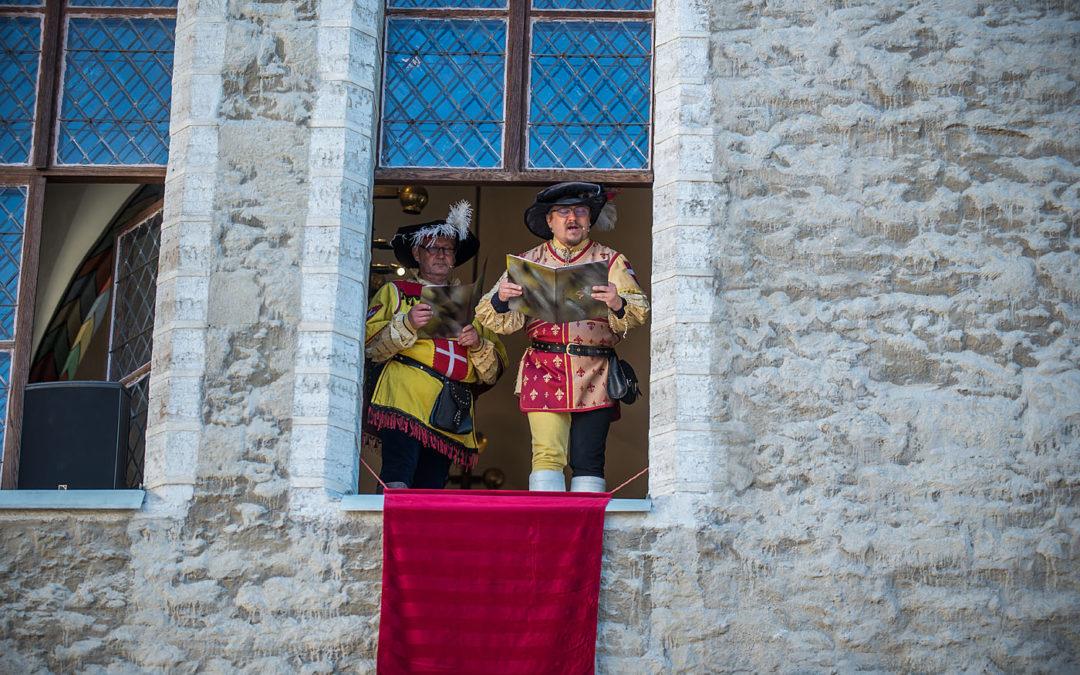 Tallinna Vanalinna Päevad 3.-6. juuni 2021