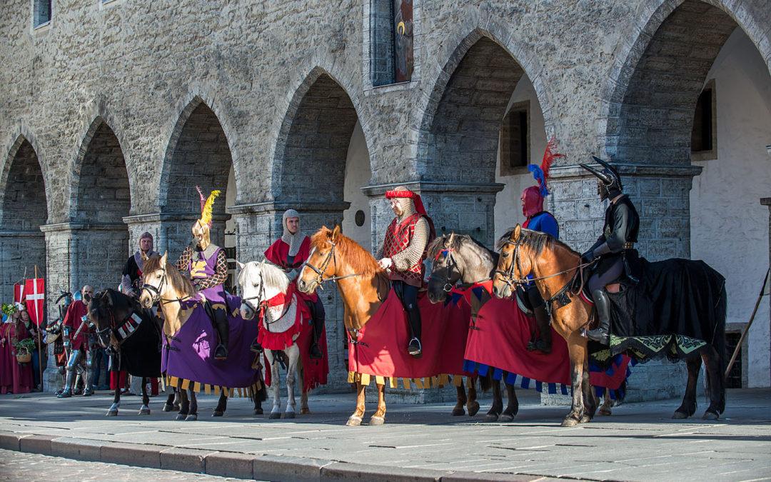 Tallinna Vanalinna Päevad 2020 jäävad juunis ära