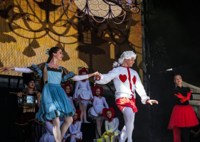 "Tantsuetendus ""Alice imedemaal"""