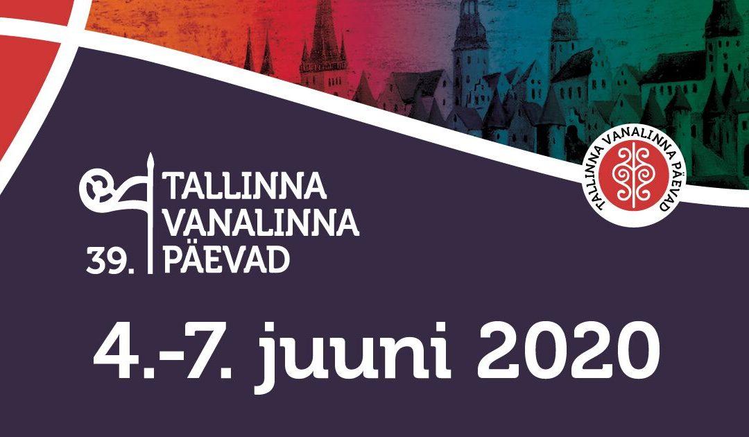 39. Tallinna Vanalinna Päevad