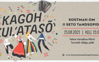 Setod kolivad tantsupeo Tallinna