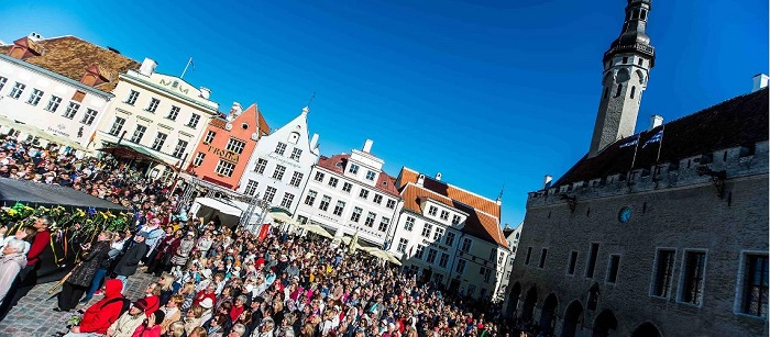 Tallinn Old Town Days will tell you fascinating legends