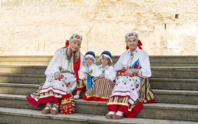 Tallinna Vanalinna Päevade rahvakultuuriala pärimusküla pakub mitmekülgset programmi