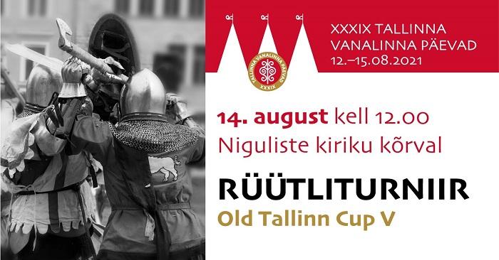 Tallinna Vanalinna Päevade kolmanda päeva avab keskaegne rüütliturniir